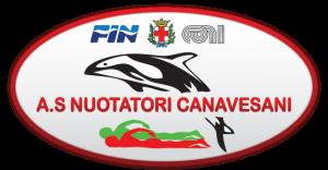 nuotatori canavesani logo migliorato